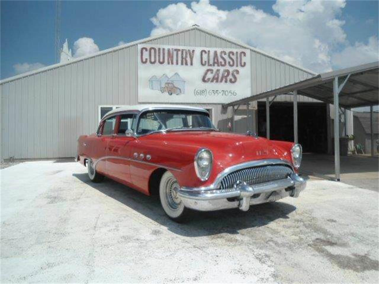 Large Picture of '54 Buick Special - K43E