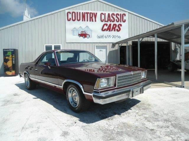 Picture of '81 El Camino - K43L