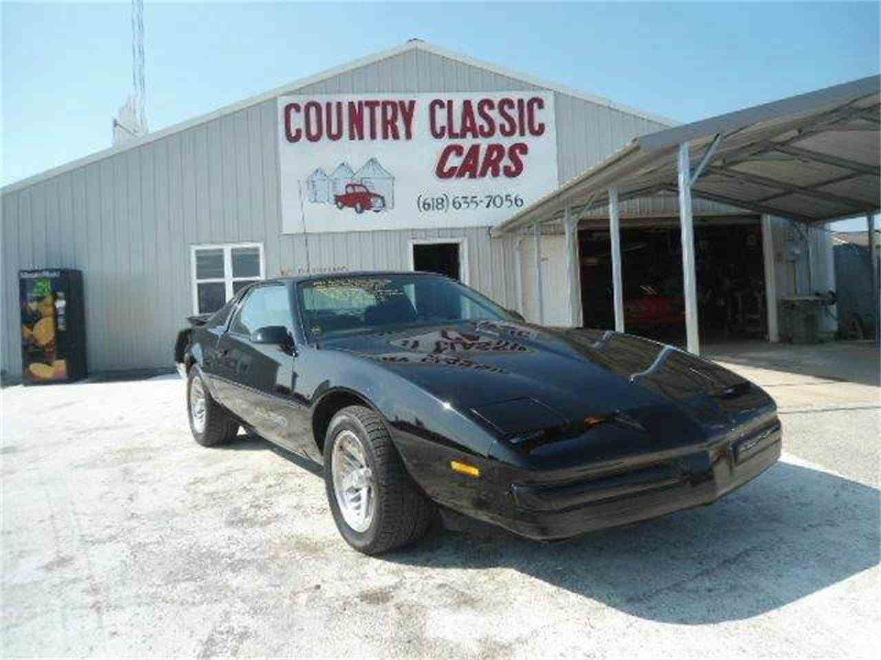 Large Picture of '87 Firebird - K43R