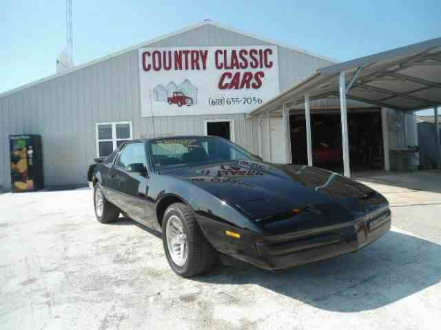 Picture of '87 Firebird - K43R