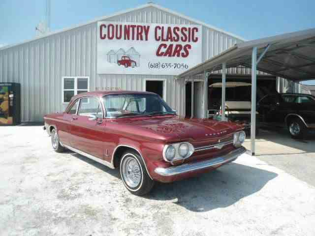 Picture of '64 Corvair Monza - K43T