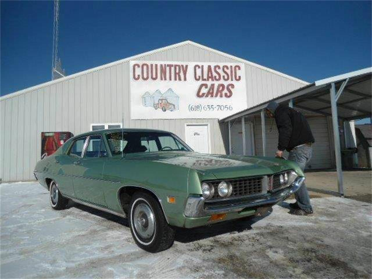 Large Picture of '71 Torino - K43V