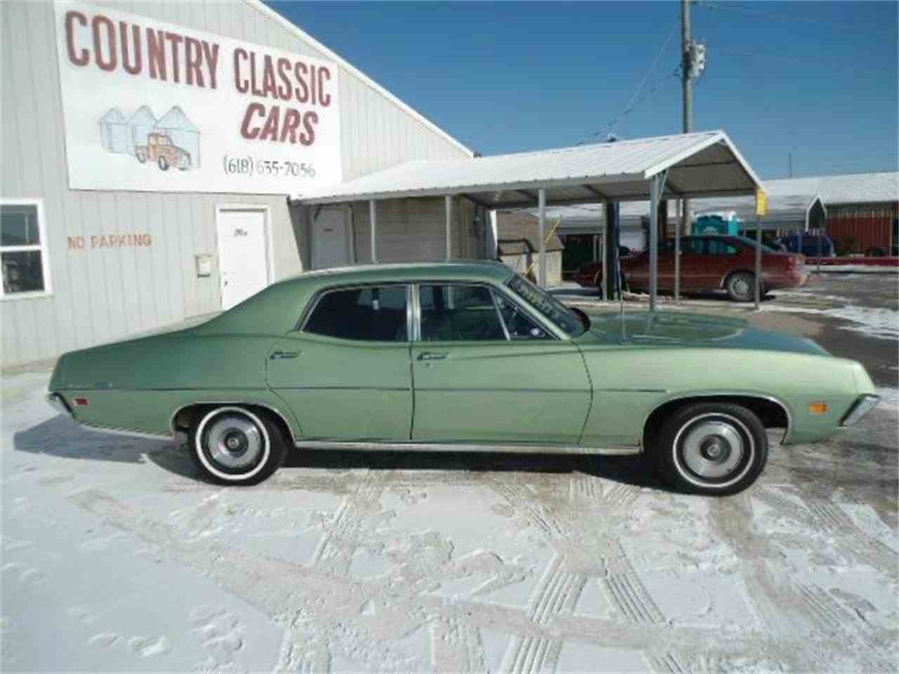 Large Picture of '71 Torino located in Staunton Illinois Offered by Country Classic Cars - K43V
