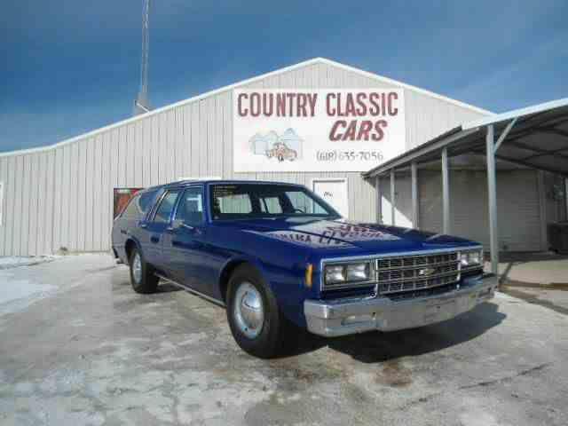 Picture of '82 Impala - K43W