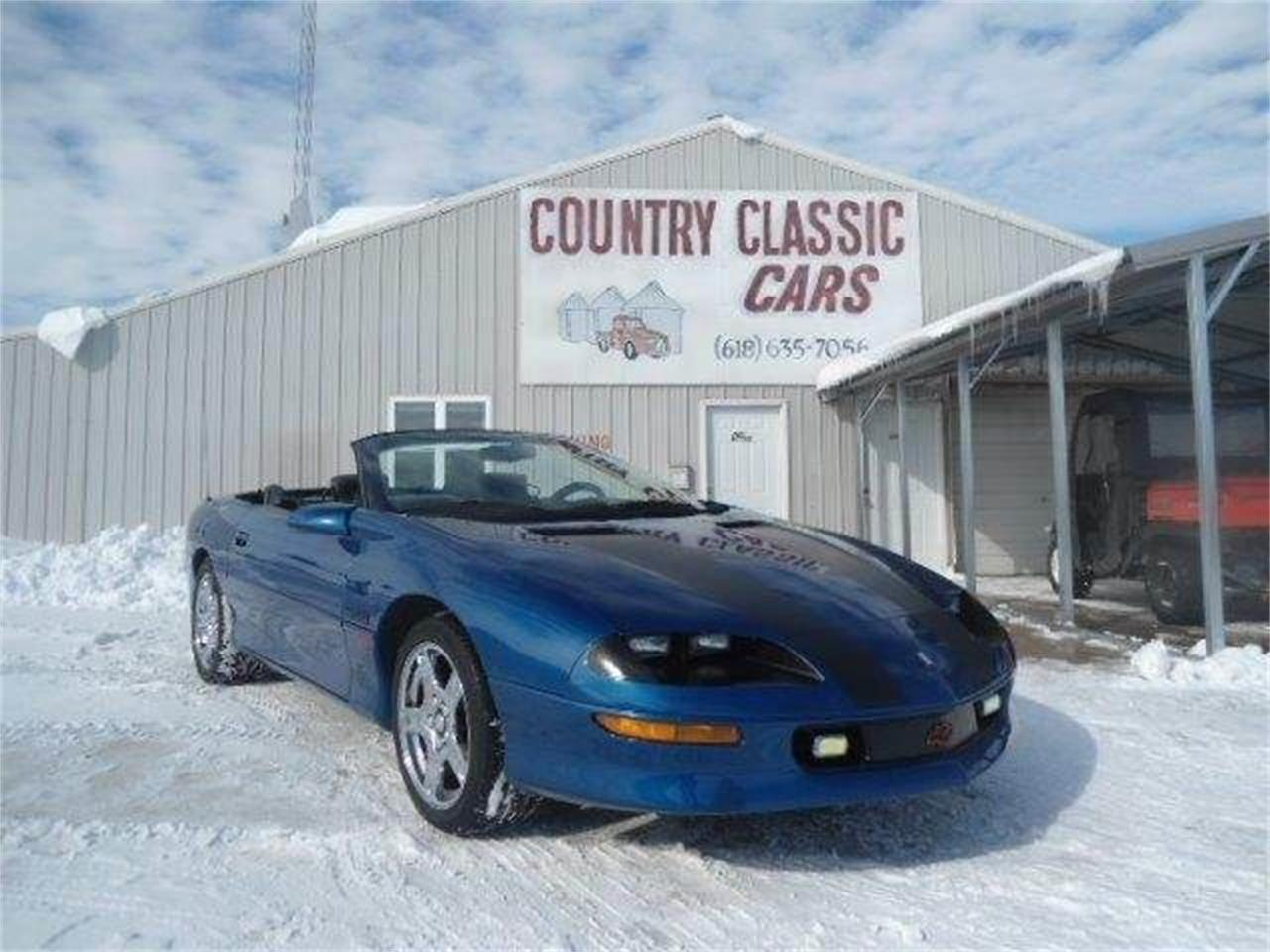 Large Picture of '95 Chevrolet Camaro - $7,950.00 - K44B