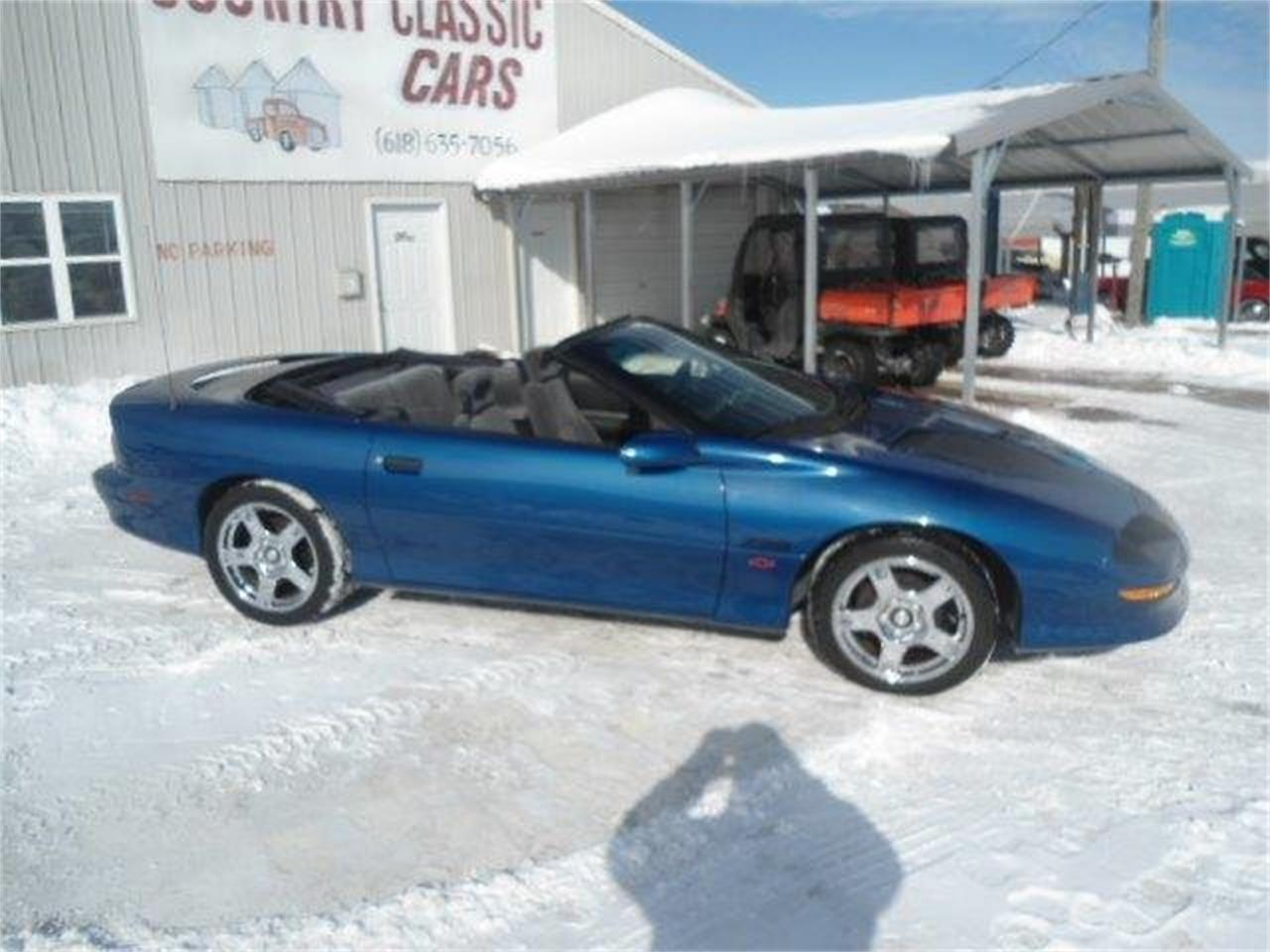Large Picture of 1995 Camaro located in Illinois - $7,950.00 - K44B