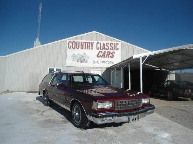 Picture of '88 Caprice located in Illinois Offered by  - K44D
