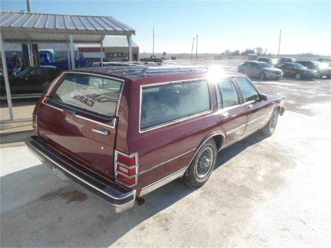 Large Picture of '88 Caprice - K44D