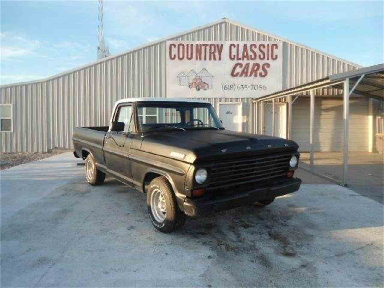 Large Picture of '67 F100 - K452