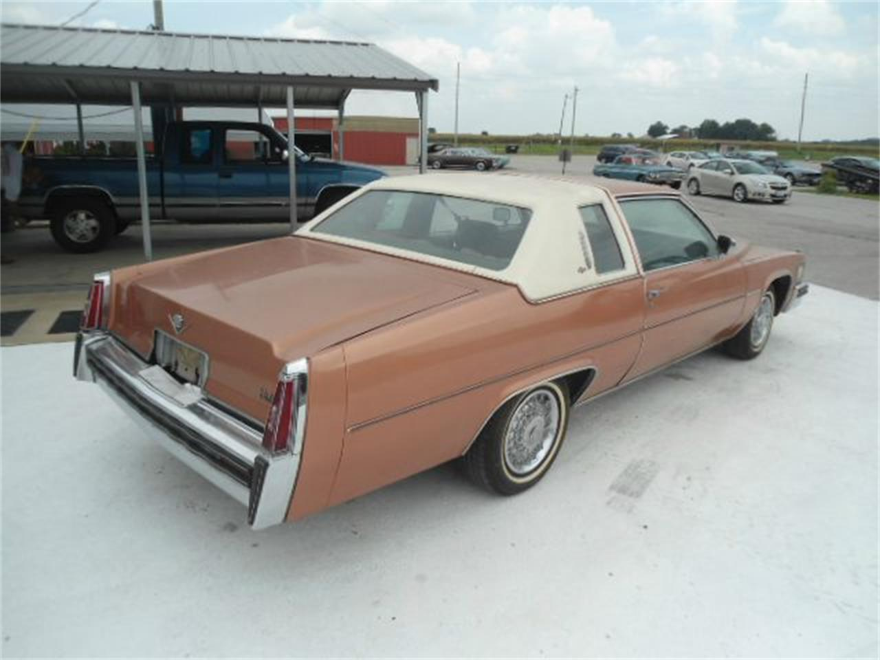 Large Picture of '77 DeVille - K45H