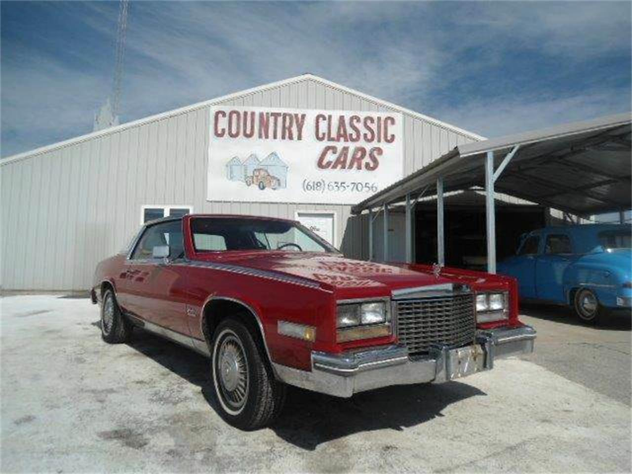 Large Picture of 1979 Cadillac Eldorado located in Illinois - $7,950.00 Offered by Country Classic Cars - K45I