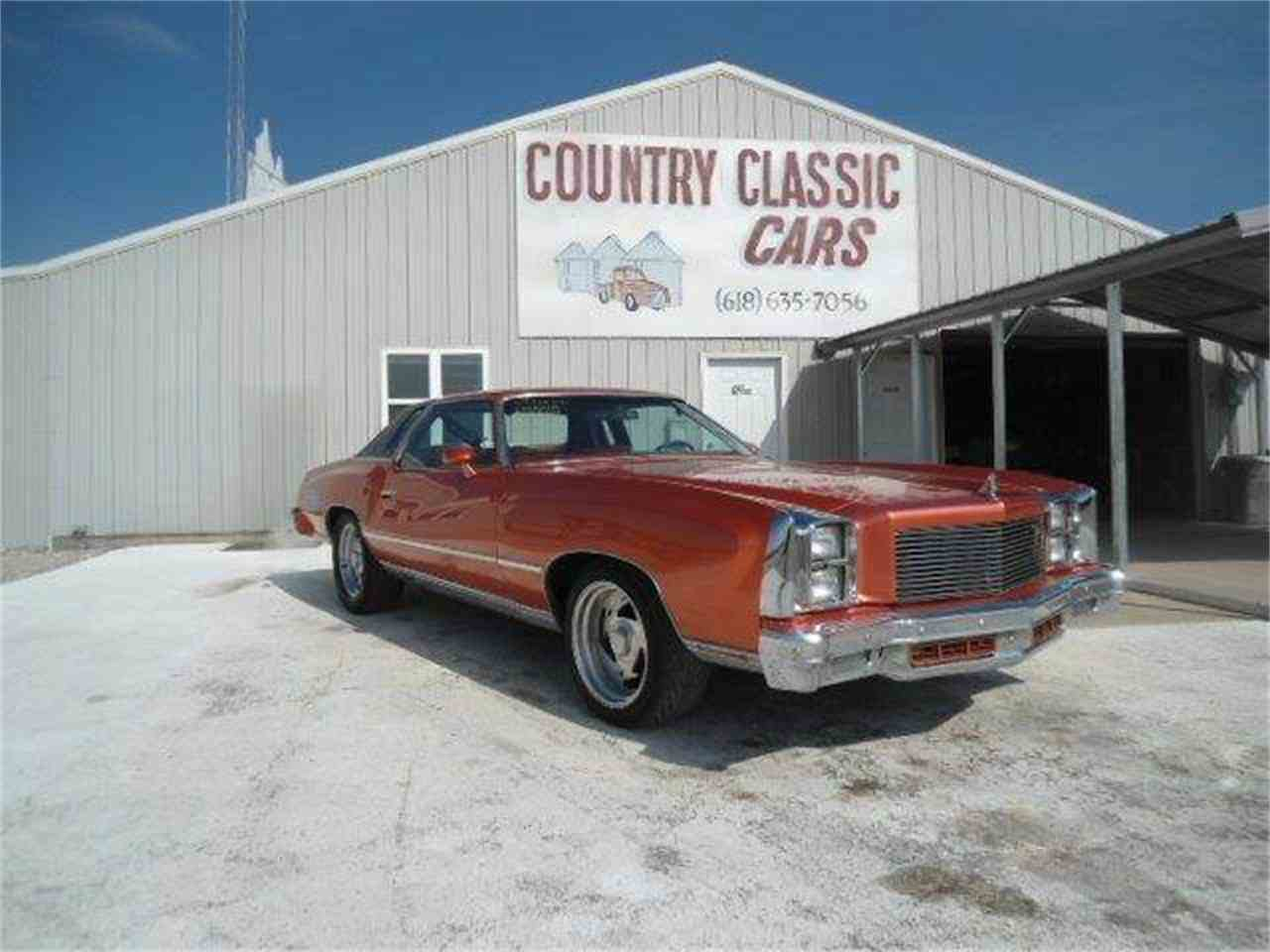 Large Picture of '77 Monte Carlo - K45T