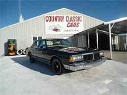 Picture of 1986 Pontiac Parisienne located in Staunton Illinois - K46K