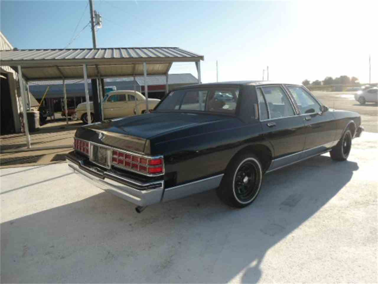 Large Picture of '86 Pontiac Parisienne - $4,950.00 Offered by Country Classic Cars - K46K
