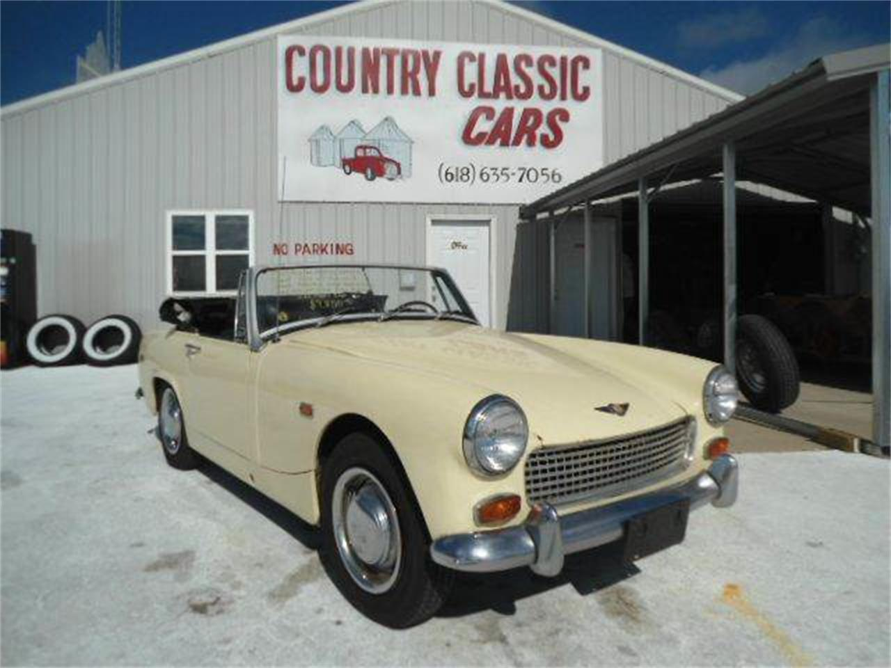 Large Picture of '69 Roadster - K46L
