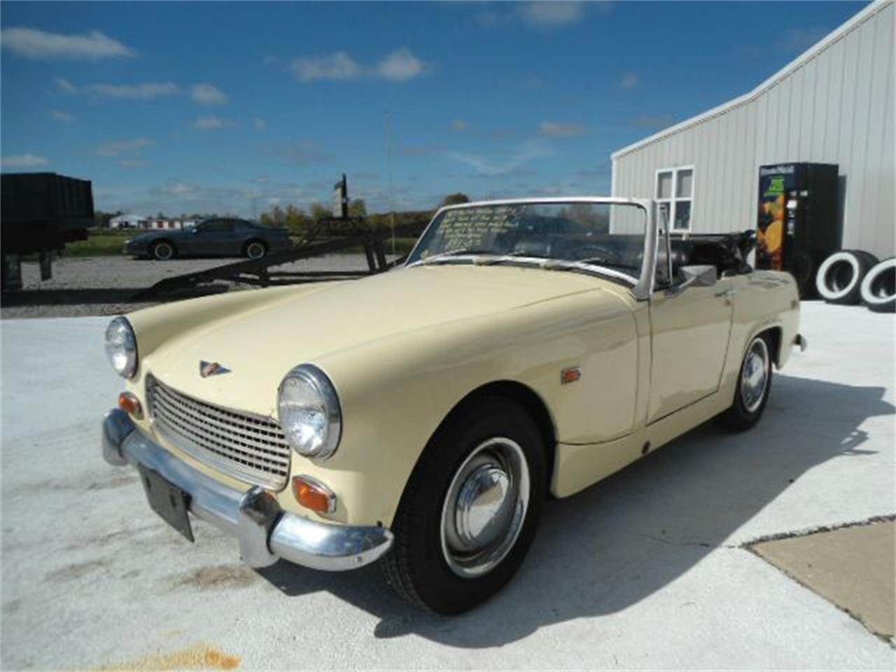 Large Picture of Classic 1969 Austin-Healey Roadster - K46L