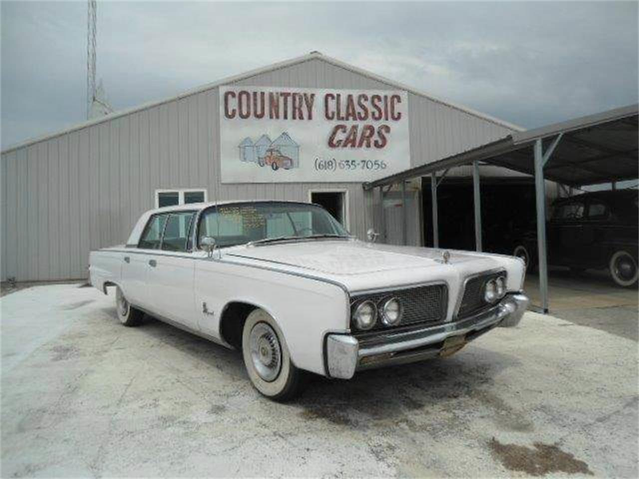 Large Picture of 1964 Chrysler Crown Imperial - $7,950.00 - K471