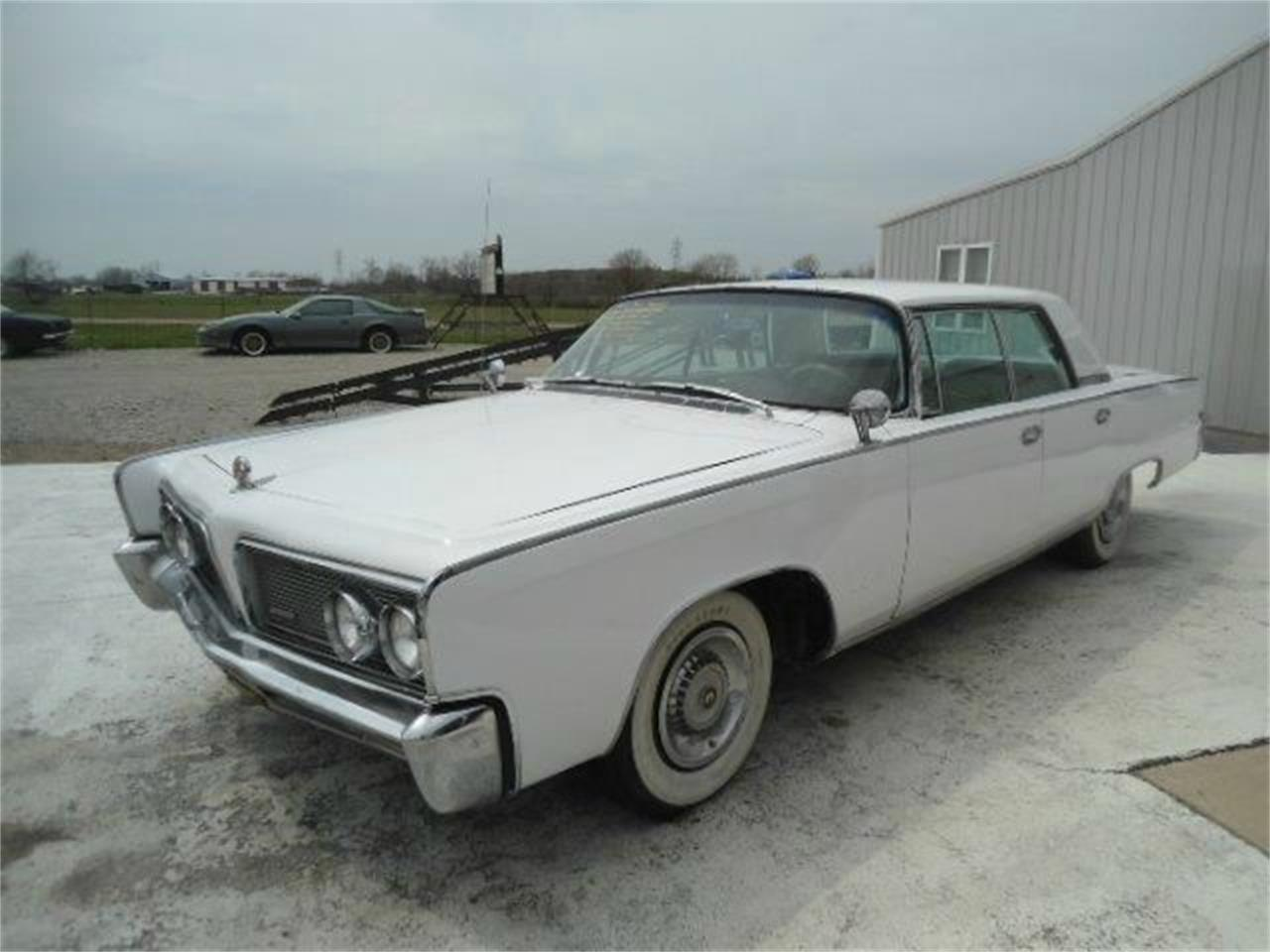 Large Picture of '64 Chrysler Crown Imperial located in Illinois - $7,950.00 - K471