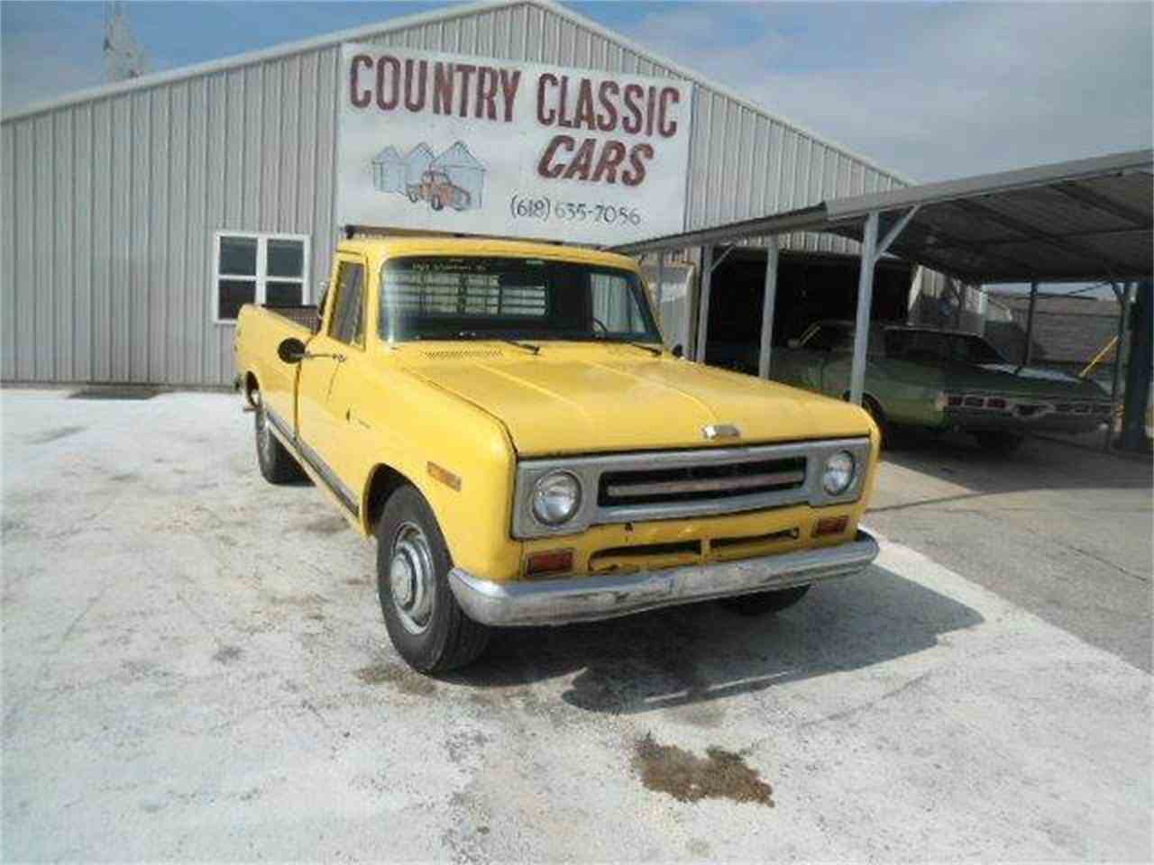 Large Picture of '69 Pickup - K472