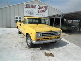 Picture of 1969 International Pickup located in Illinois - $6,950.00 - K472