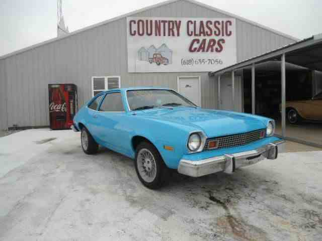 Picture of 1976 Pinto - $5,450.00 Offered by  - K47X