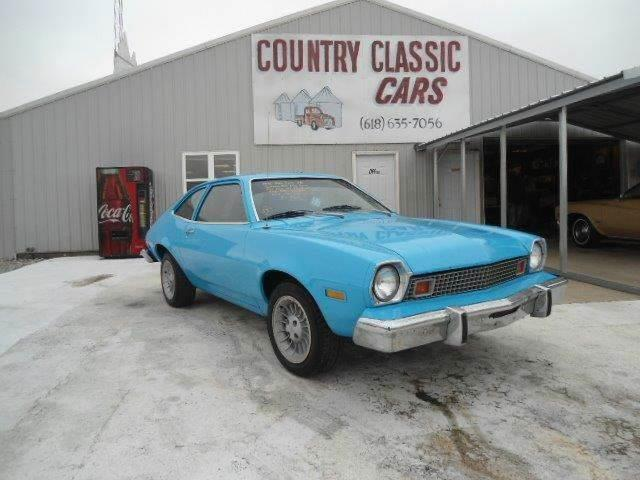 Picture of '76 Pinto - K47X