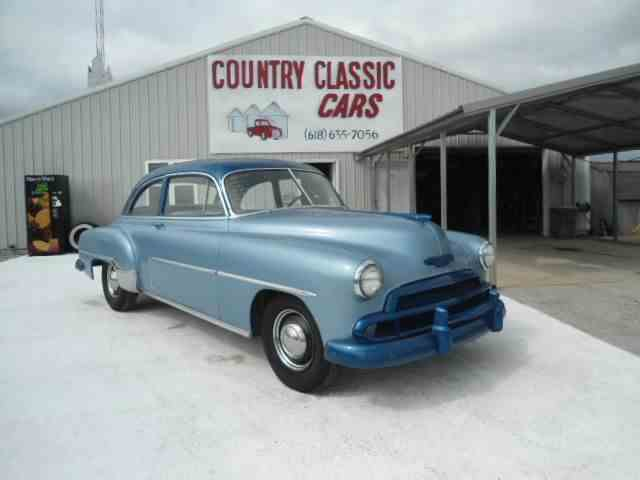 Picture of '52 2-Dr Coupe - $7,550.00 - K47Y