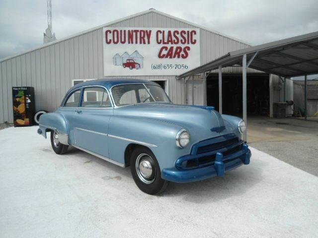Picture of '52 2-Dr Coupe - K47Y