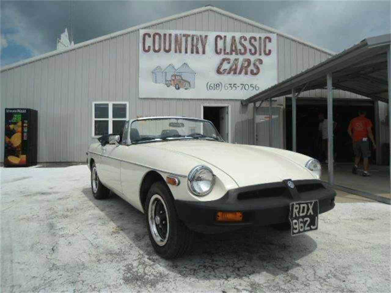 Large Picture of '80 Convertible located in Staunton Illinois - $6,250.00 Offered by Country Classic Cars - K47Z