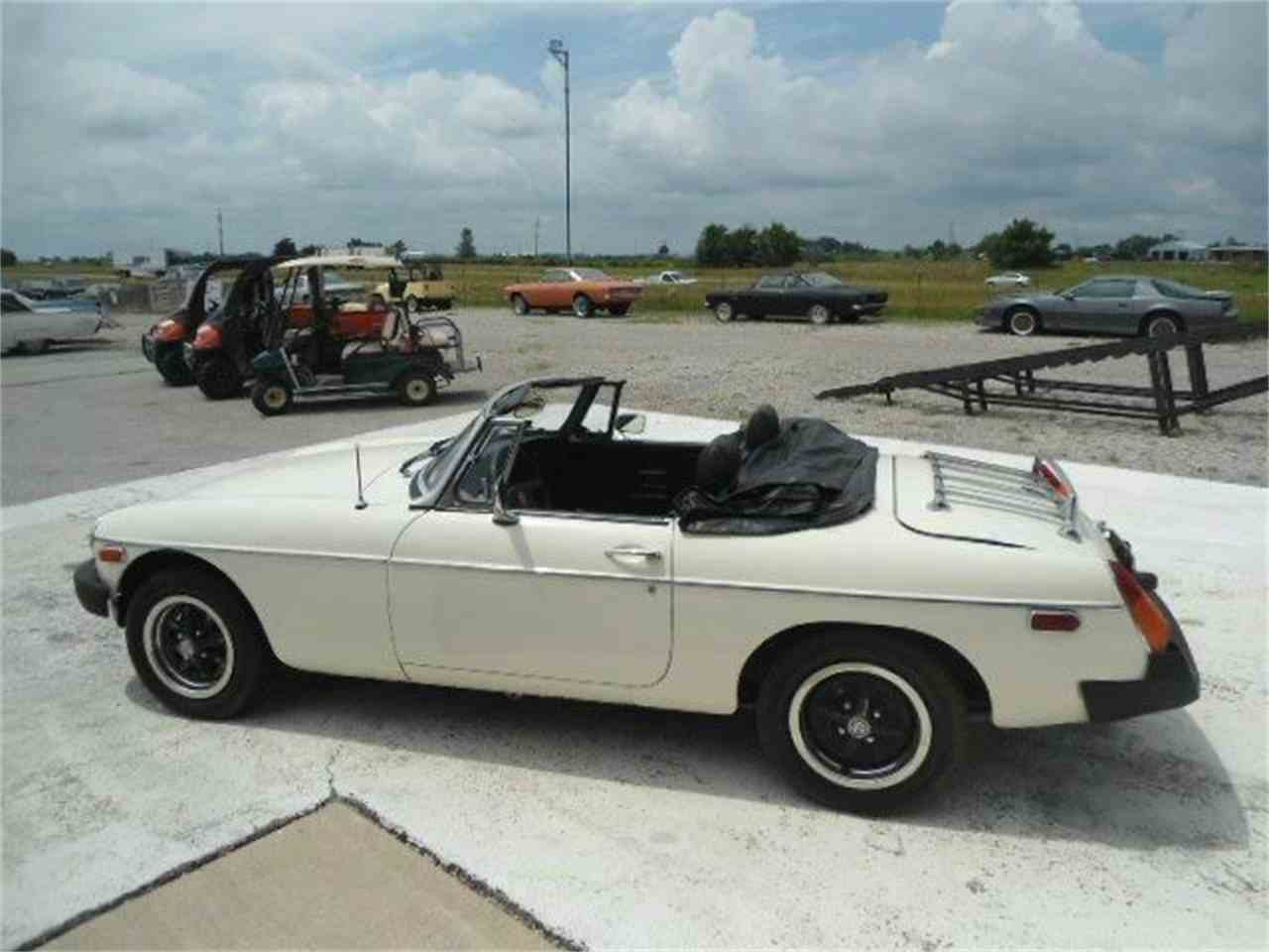 Large Picture of 1980 MG Convertible located in Illinois Offered by Country Classic Cars - K47Z