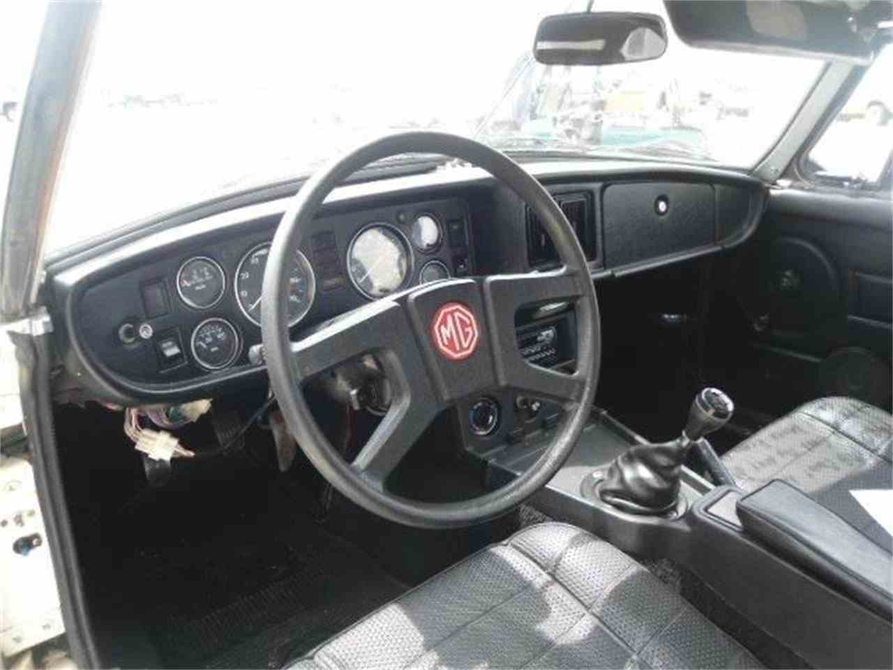 Large Picture of 1980 MG Convertible - K47Z