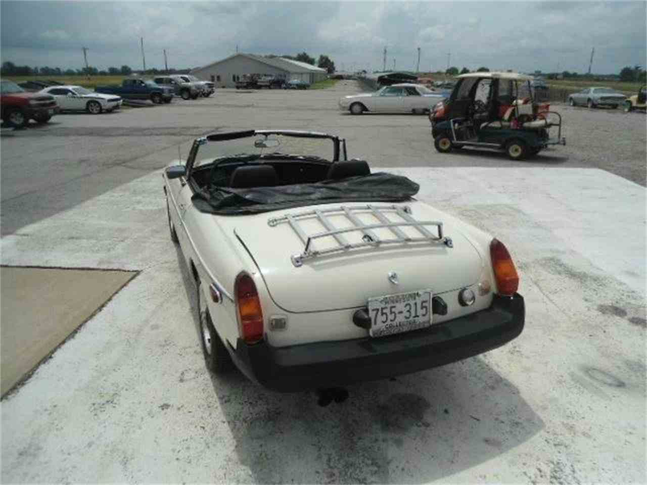 Large Picture of 1980 MG Convertible located in Staunton Illinois - $6,250.00 - K47Z