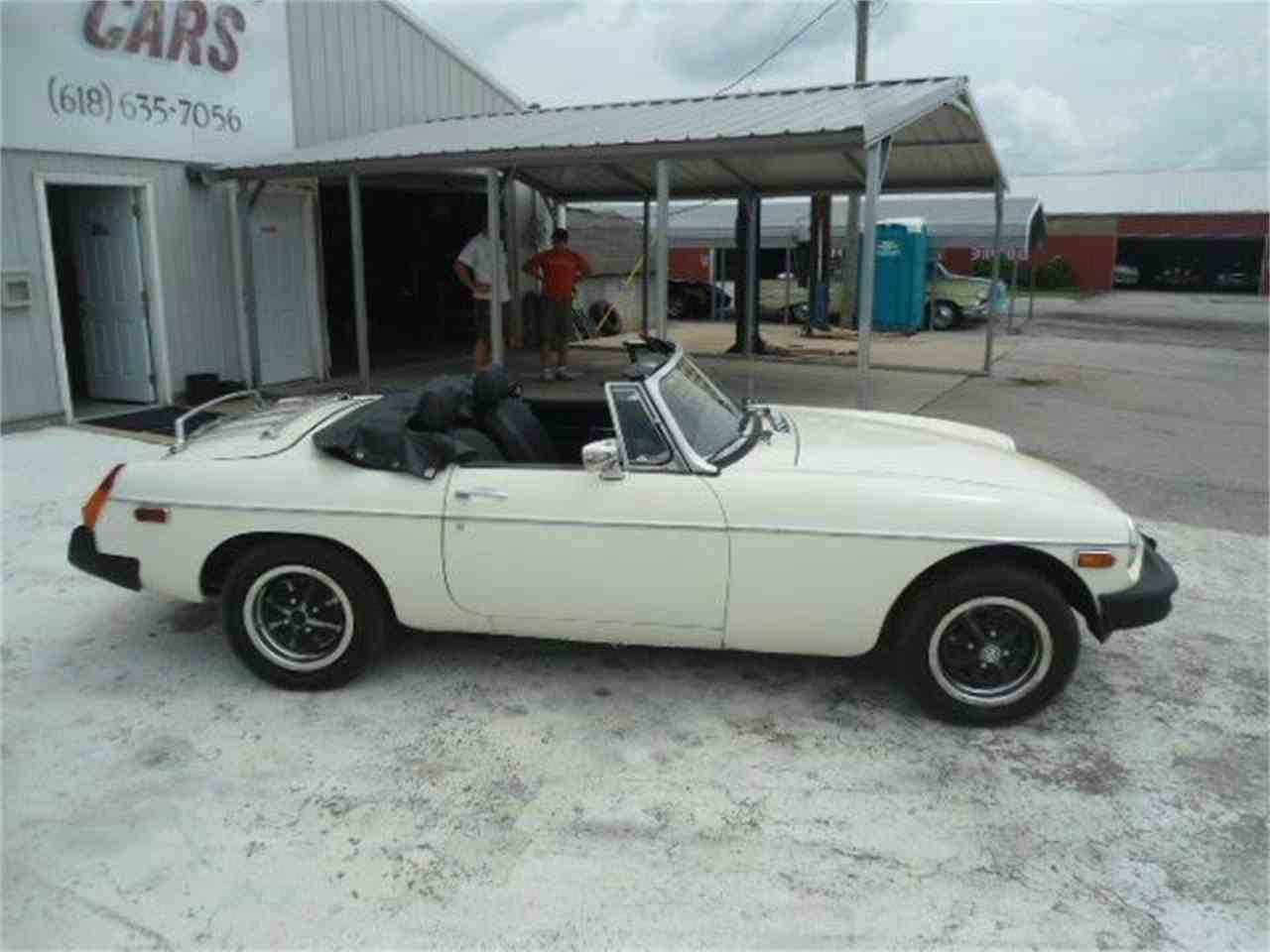 Large Picture of 1980 MG Convertible - $6,250.00 Offered by Country Classic Cars - K47Z