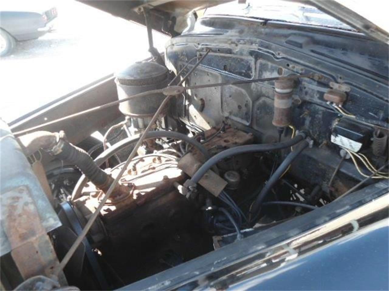Large Picture of '41 4-Dr Sedan - K480