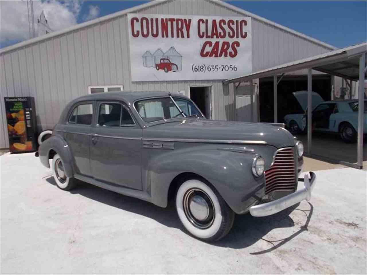1940 Buick Super for Sale | ClassicCars.com | CC-938593