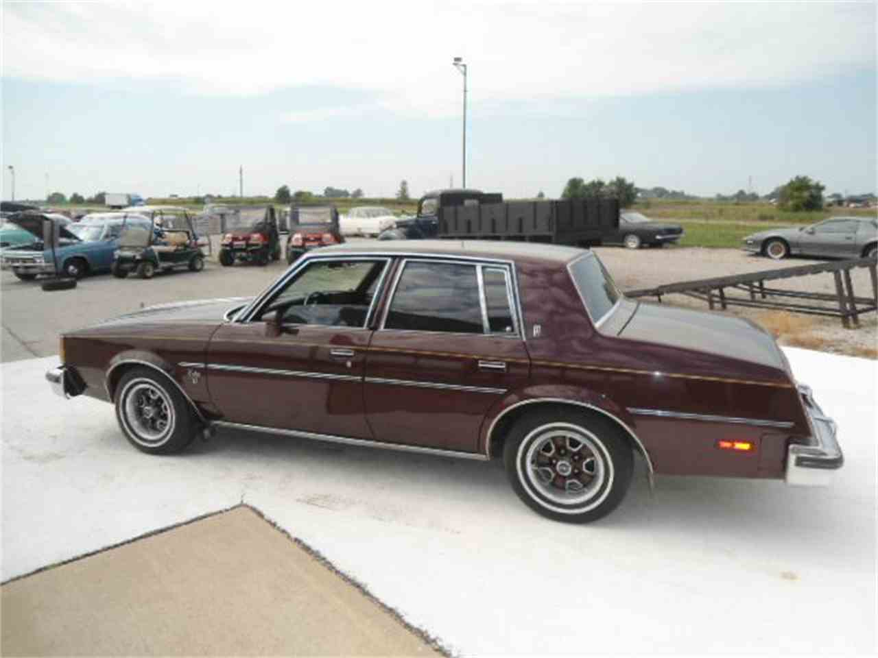 Large Picture of '80 Cutlass - K482