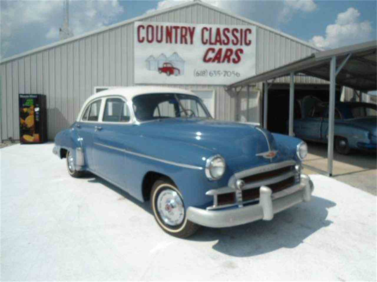 1950 Chevrolet Deluxe for Sale | ClassicCars.com | CC-938595