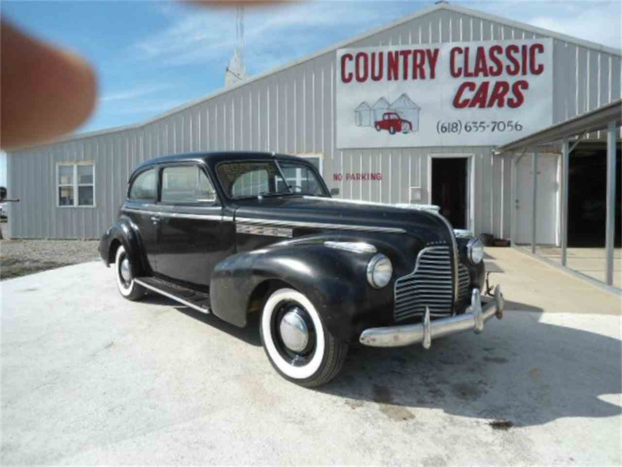1940 buick special for sale cc 938603. Black Bedroom Furniture Sets. Home Design Ideas