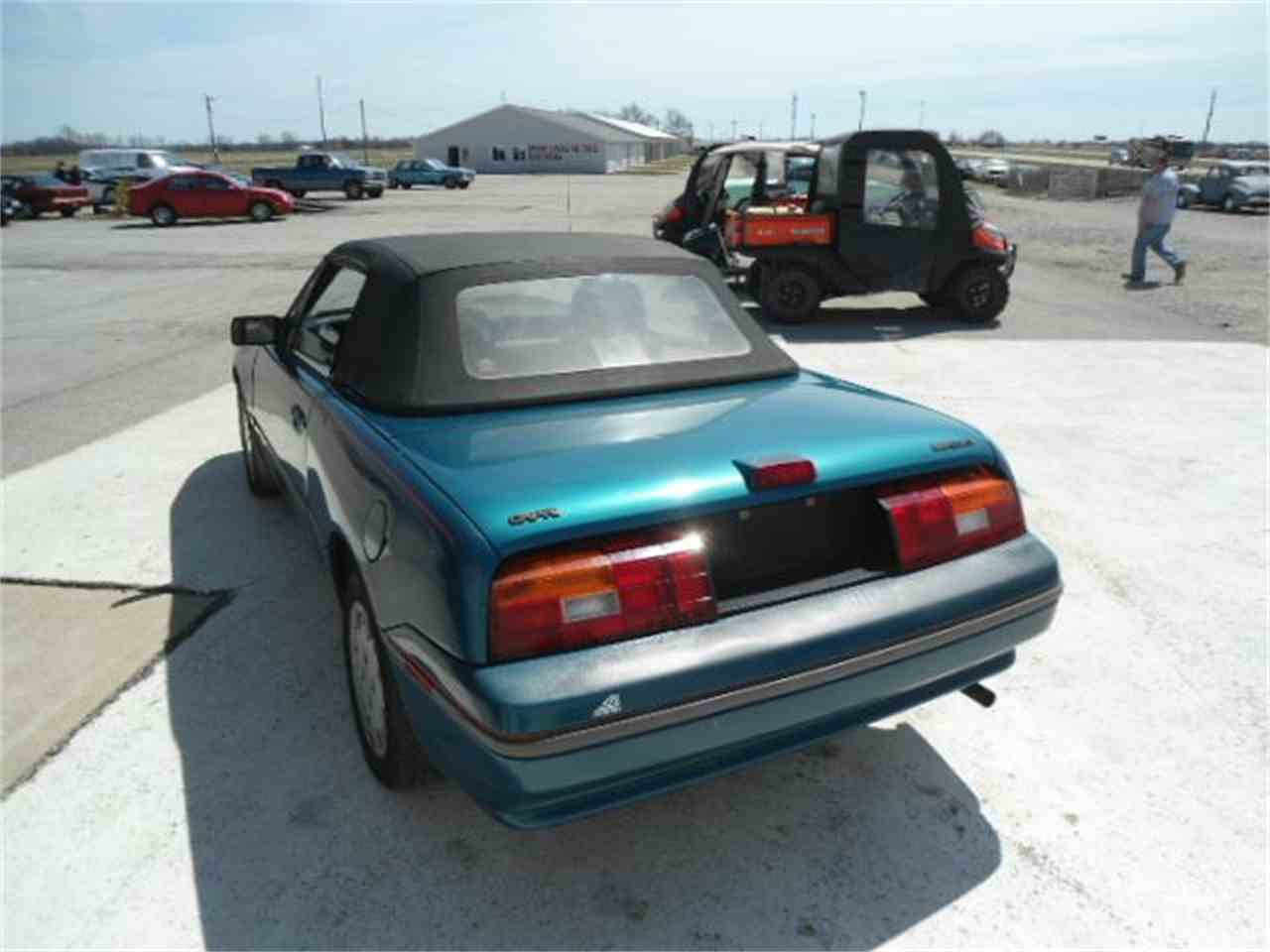 Large Picture of 1993 Capri located in Illinois Offered by Country Classic Cars - K48G