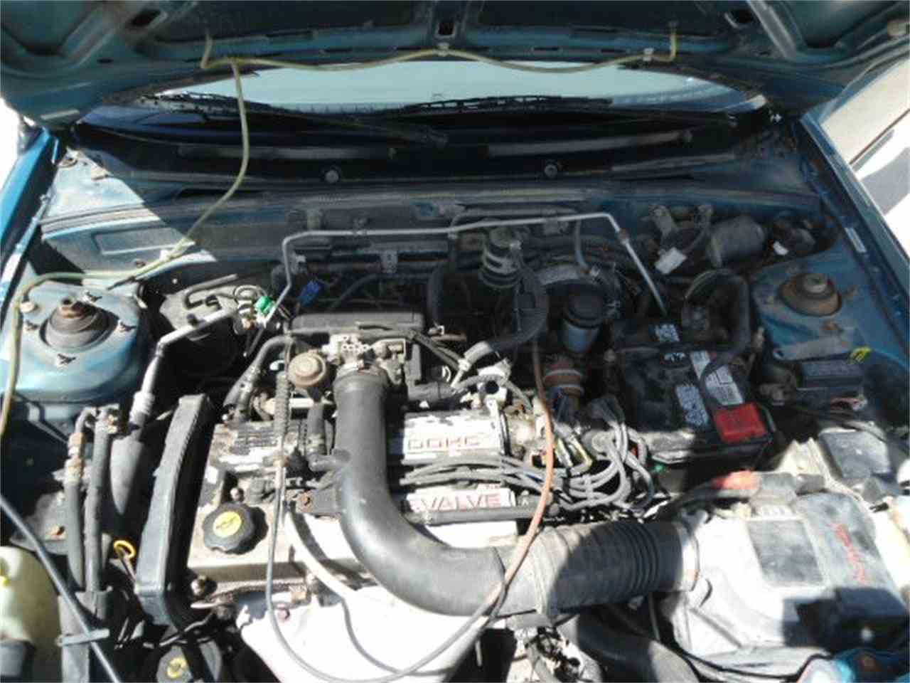 Large Picture of '93 Mercury Capri - $2,950.00 Offered by Country Classic Cars - K48G