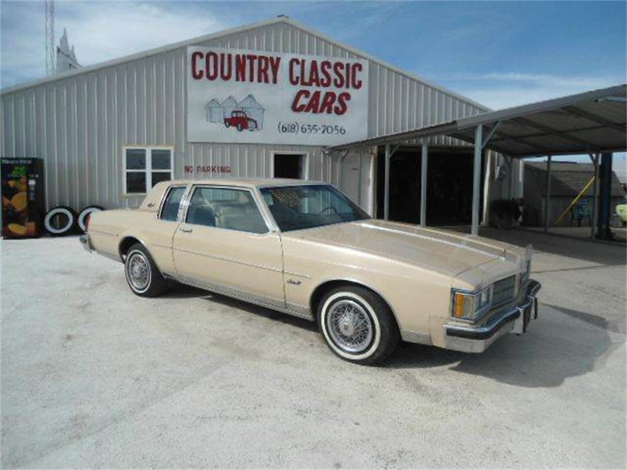 Large Picture of 1981 Delta 88 Offered by Country Classic Cars - K48I