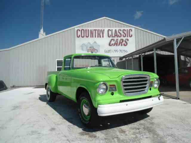 Picture of Classic 1960 Champ located in Illinois - K48L
