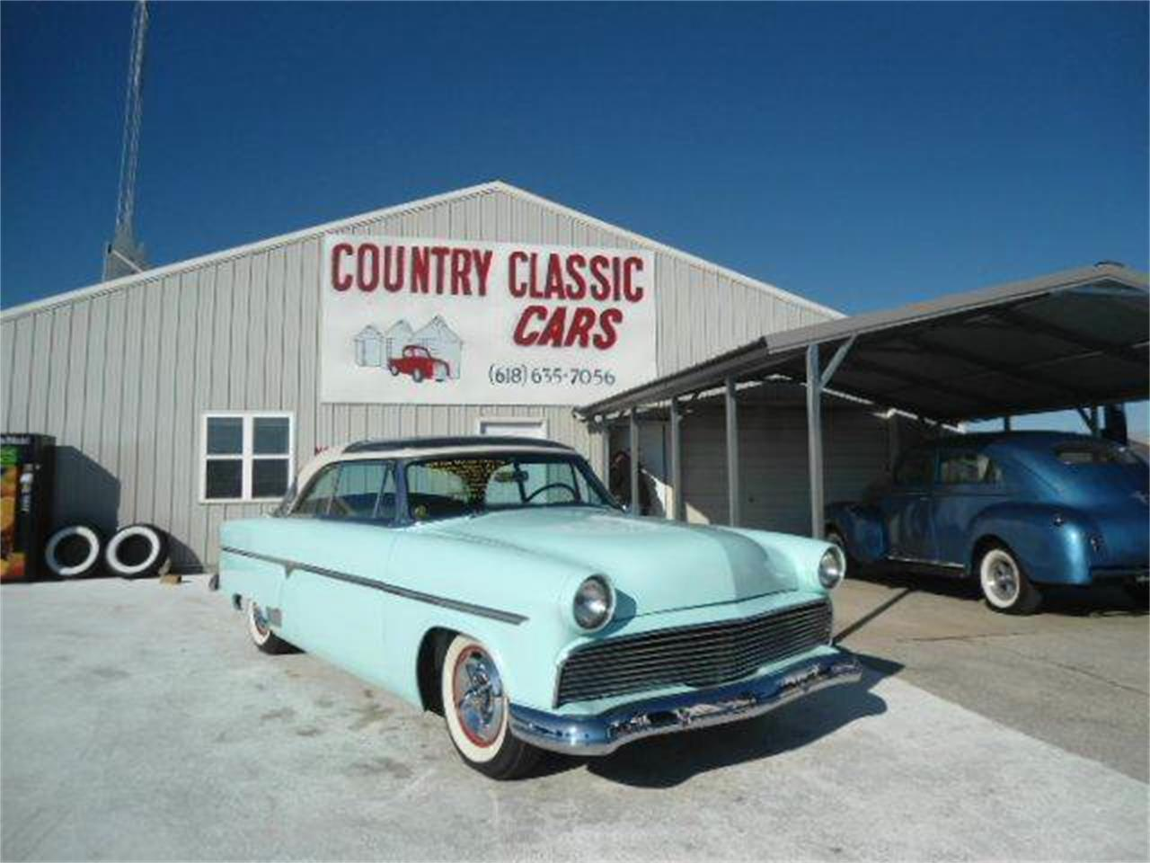 Large Picture of '54 Sunliner - K48Q
