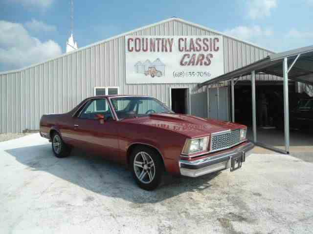 Picture of '78 El Camino - K48S