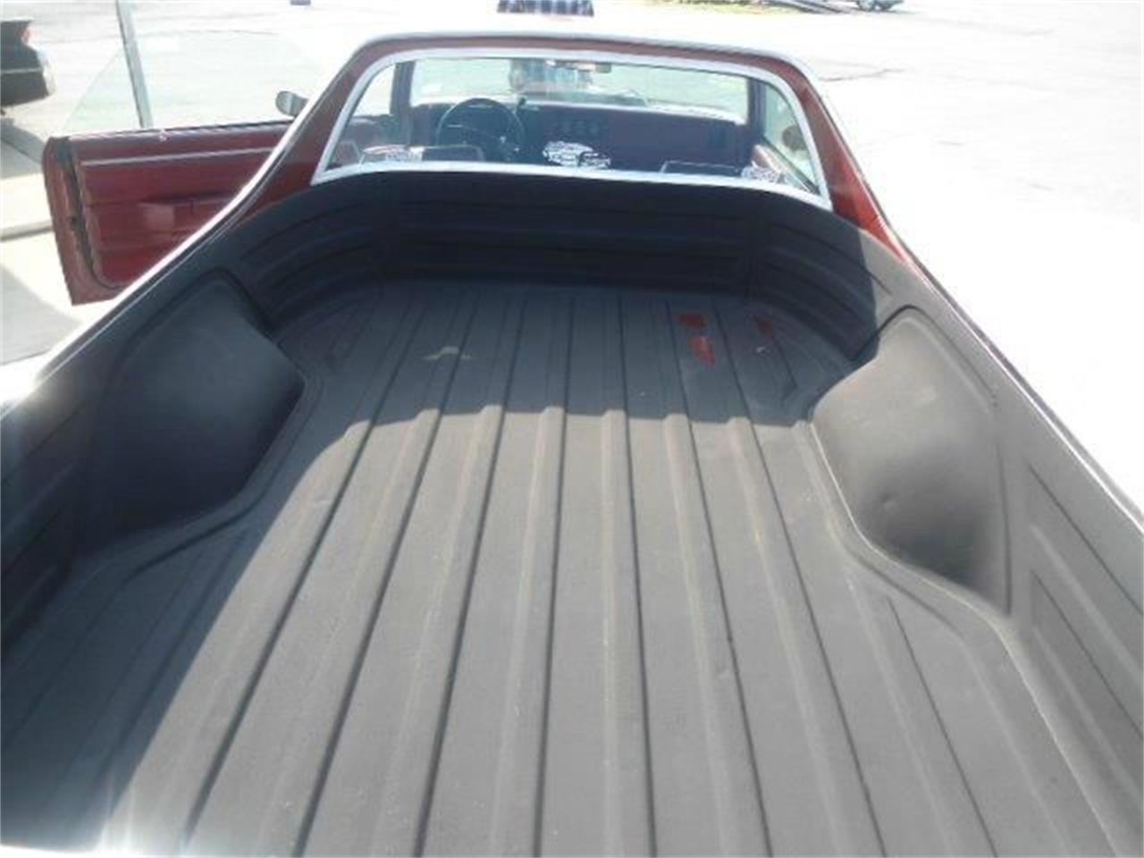 Large Picture of '78 El Camino - K48S