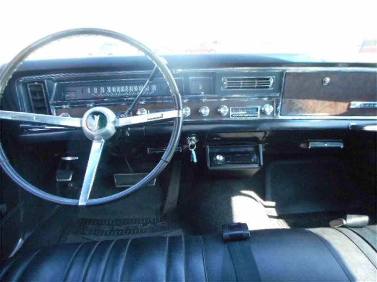 Large Picture of '67 Bonneville - K48V