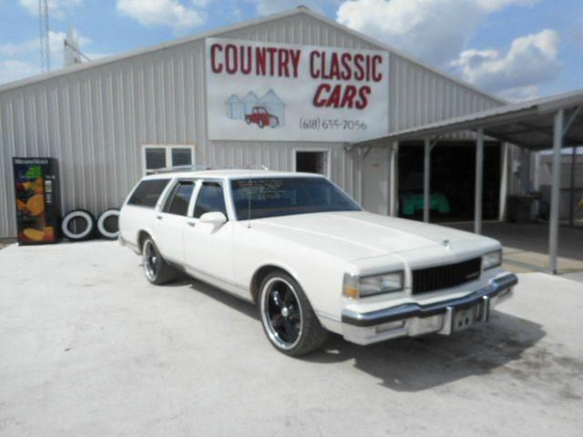 Picture of 1987 Caprice located in Illinois Offered by  - K490