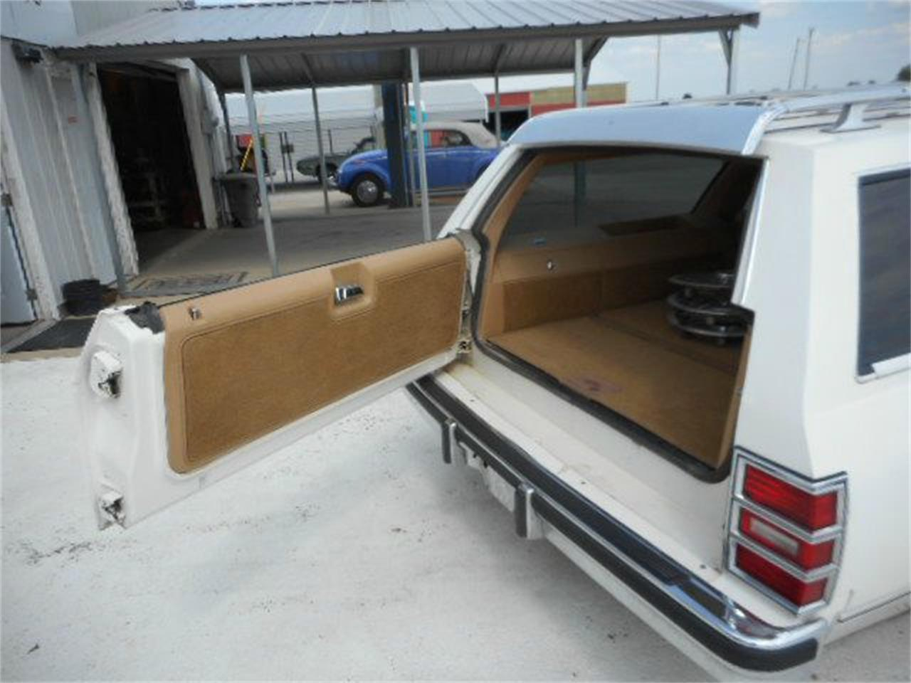 Large Picture of '87 Caprice - K490