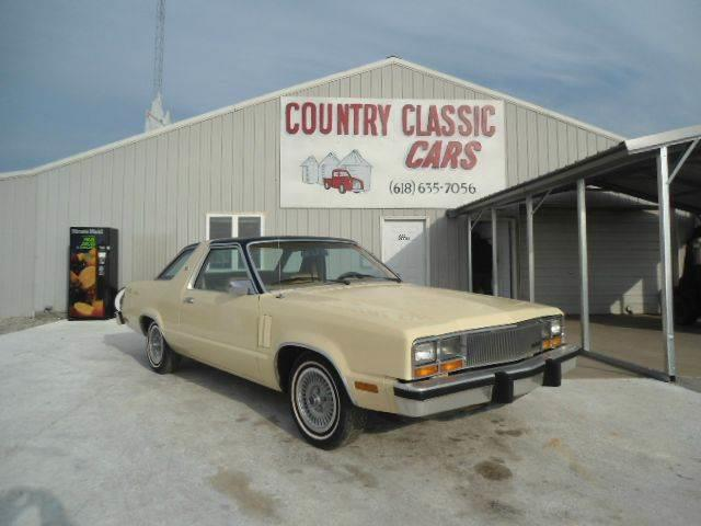 Picture of 1982 Mercury Zephyr located in Illinois Offered by  - K491