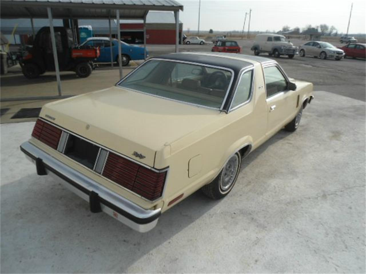 Large Picture of '82 Zephyr - K491